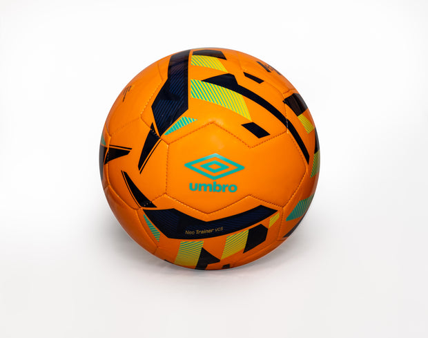 Umbro Neo Trainer Ball - (Tumeric/Marine/Dark Navy/Yellow) - Umbro South Africa