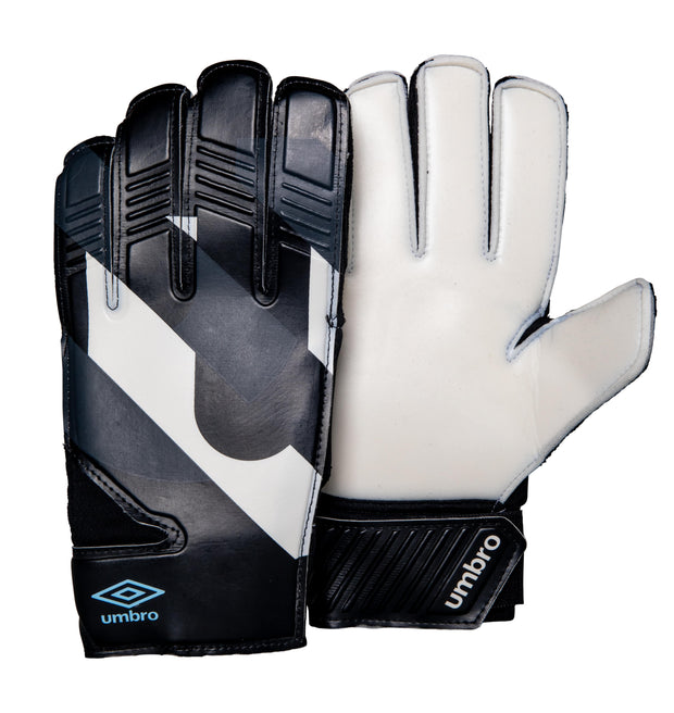 Umbro Veloce Glove - (Black/Carbon/White/Airy Blue) - Umbro South Africa