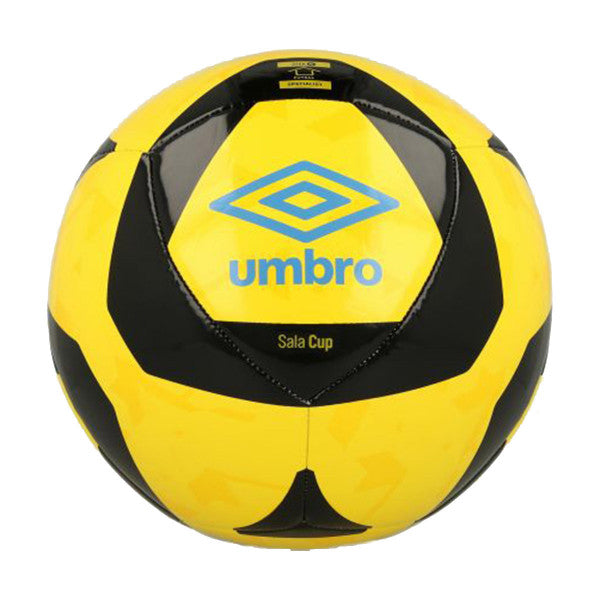 Umbro Sala Cup Ball - (Blazing Yellow/Ibiza Blue/Black) - Umbro South Africa