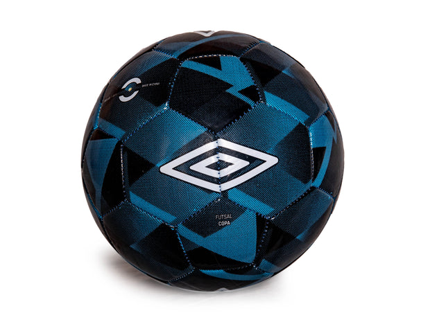 Umbro Neo Futsal Copa Ball - Blue/Black/White - Umbro South Africa