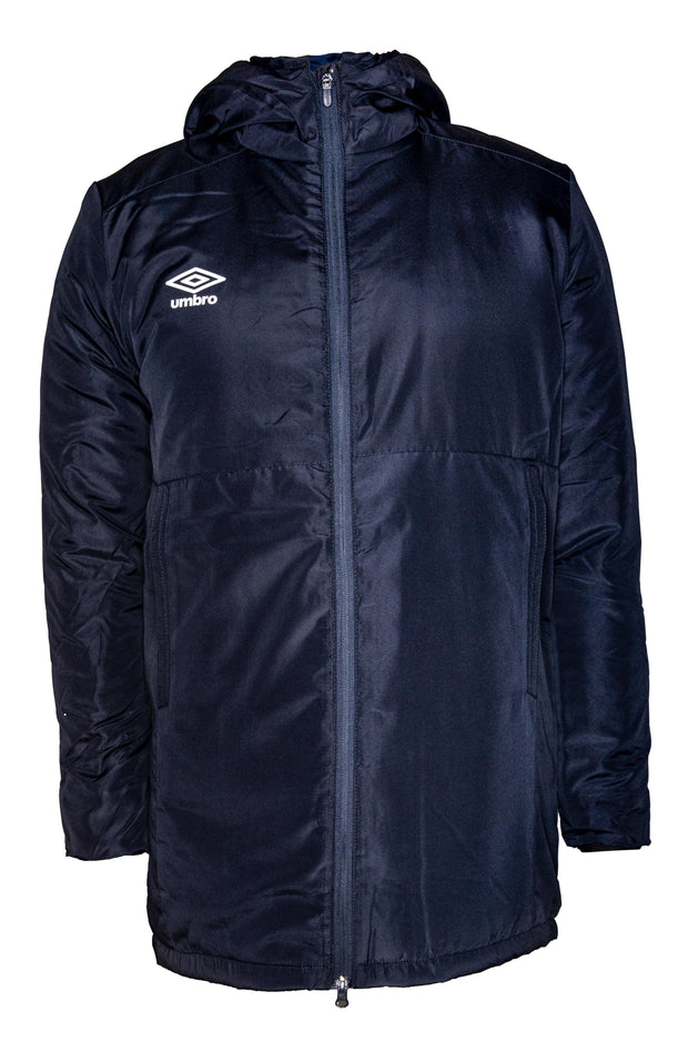 Umbro Padded Jacket - Dark Navy - Umbro South Africa