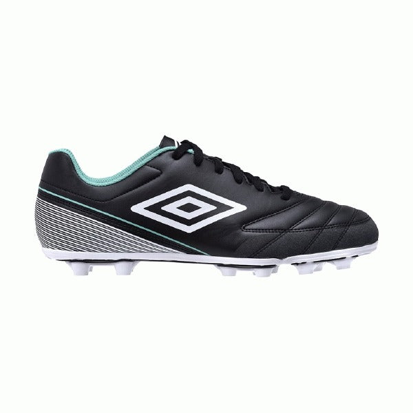 Umbro Classico VII HGR Boot - (Black/White/Marine Green) - Umbro South Africa