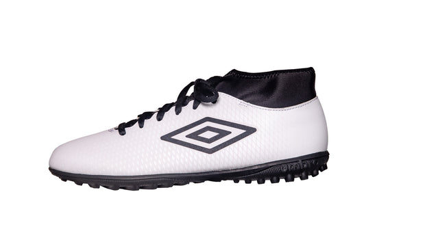 Umbro Veloce CL TF - White/Black/Nimbus Cloud - Umbro South Africa