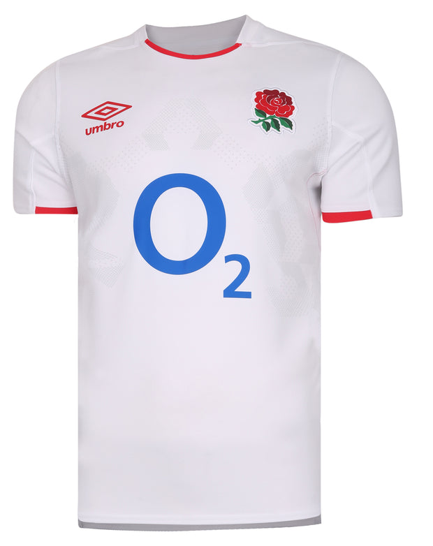 England Rugby Home Replica Jersey 20'/21'