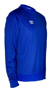 Umbro Training Crew Top - Royal Blue - Umbro South Africa