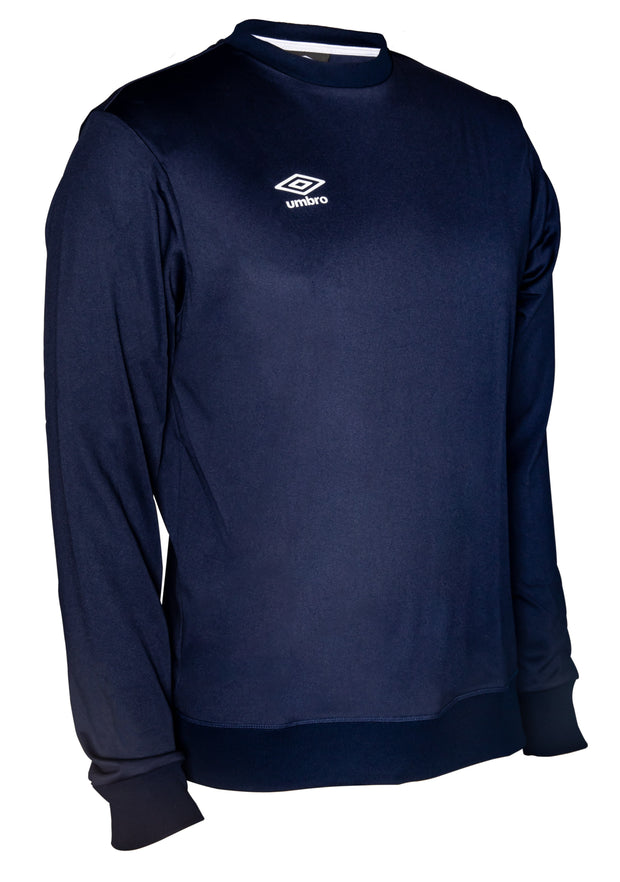 Umbro Training Crew Top - Dark Navy - Umbro South Africa