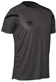 Training Jersey - Charcoal/Black