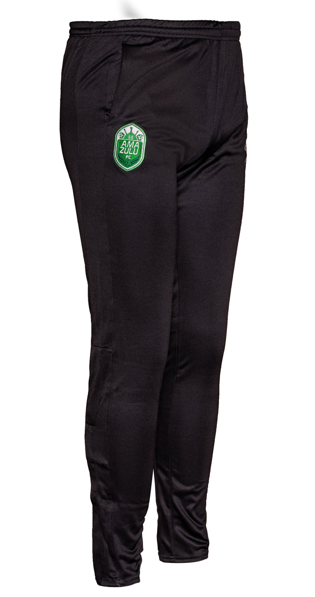 Amazulu Supporters Track Pant 2019/2020 - Black - Umbro South Africa
