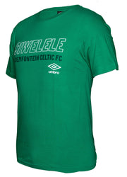 Bloemfontein Celtic Support T-Shirt 2019/2020- Emerald - Umbro South Africa
