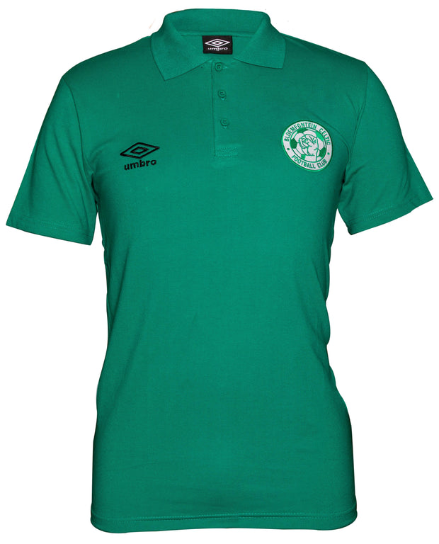 Bloemfontein Celtic Supporters Polo 2019/2020 - Emerald - Umbro South Africa