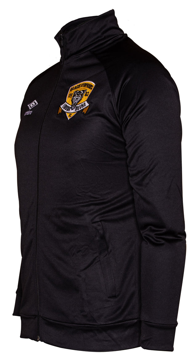 Black Leopards Supporters Track Top 2019/2020 - Black - Umbro South Africa