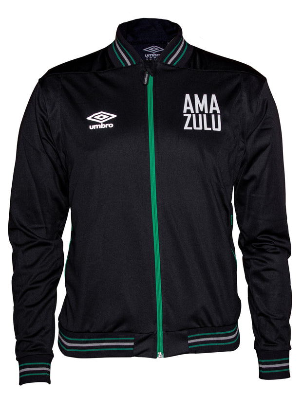 Amazulu Supporters MD Jacket - Black - Umbro South Africa