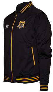 Black Leopards Supporters MD Jacket - Black - Umbro South Africa