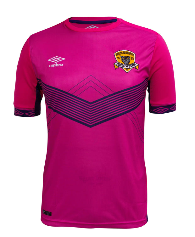 Black Leopards Alternate Replica Jersey 18/19 - Umbro South Africa