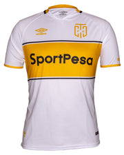 Cape Town City Away Replica 2017/2018 - White/Gold - Umbro South Africa