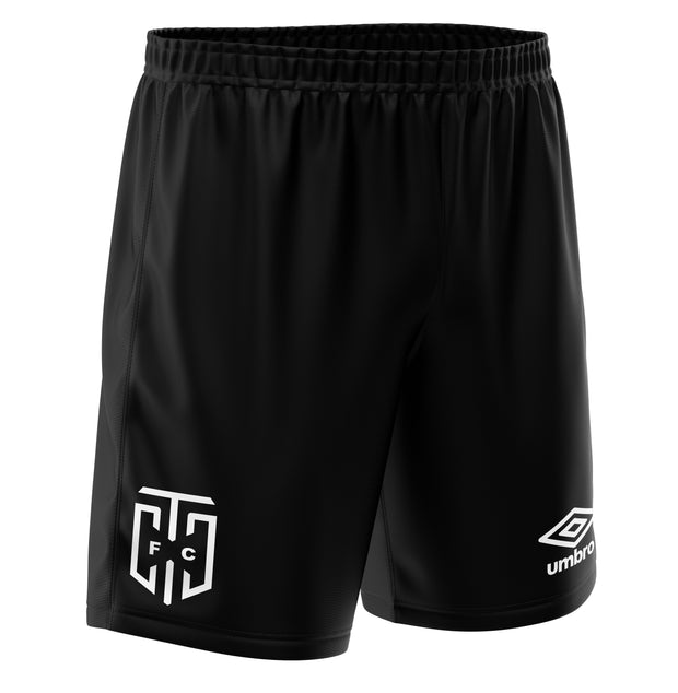 Cape Town City Supporters Training Short - Black