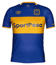 Cape Town City Home Replica Jersey 2017/2018 - Royal/Gold - Umbro South Africa