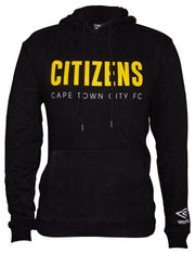 Cape Town City Supporters Hoodie 2019/2020 - Black - Umbro South Africa