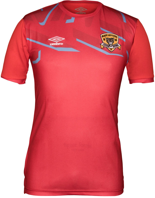 Black Leopards FC GK Match Jersey - Red