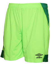 Cape Town City FC Home GK Match Short 18'/19' - Lime/Emerald