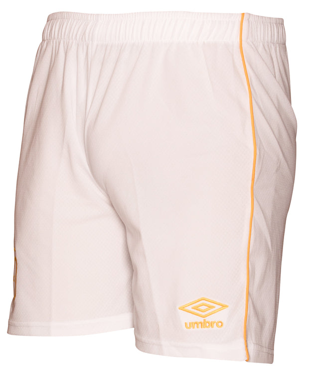 Cape Town City FC Away Match Short - 17'/18' - White/Gold