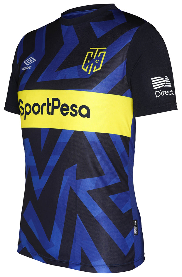 Cape Town City FC Home Replica Jersey 20'/21'
