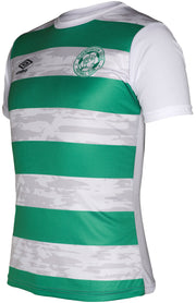 Bloemfontein Celtic FC Fan Tee 20'/21' - White/Emerald