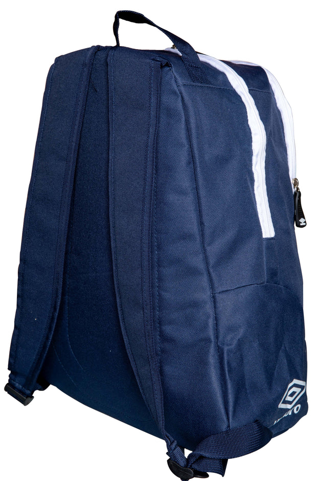 Umbro Sports Back Pack - Dark Navy/White - Umbro South Africa