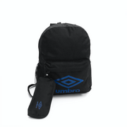 Supporter Backpack - (Black/Royal Blue) - Umbro South Africa