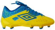Umbro Velocita III Pro HG - Blazing Yellow/Electric Blue - Umbro South Africa