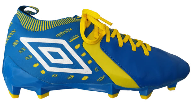 Umbro Medusae II Elite FG - Electric Blue/Blazing Yellow - Umbro South Africa