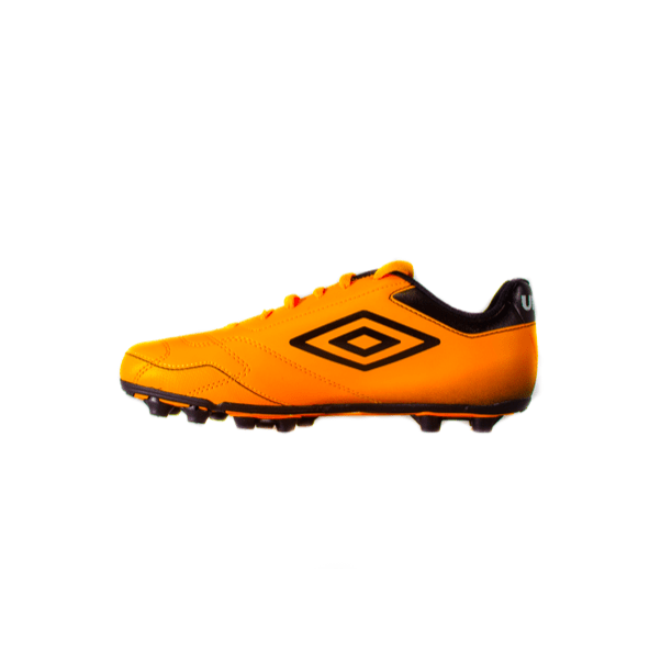 Classico VI Football Boots - (Bright Marigold/Black/White) - Umbro South Africa