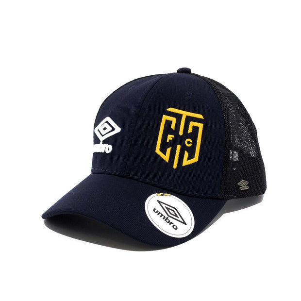 Umbro Cape Town City FC Supporters Trucker Cap - Navy - Umbro South Africa