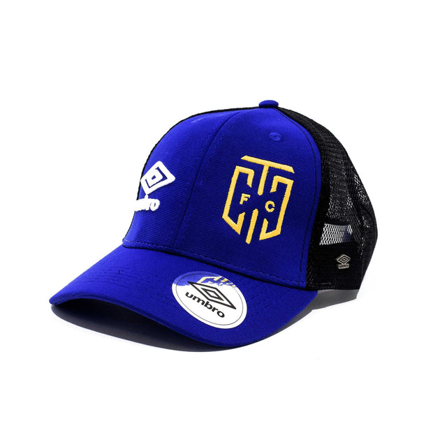 Cape Town City FC Supporters Trucker Cap - Royal - Umbro South Africa