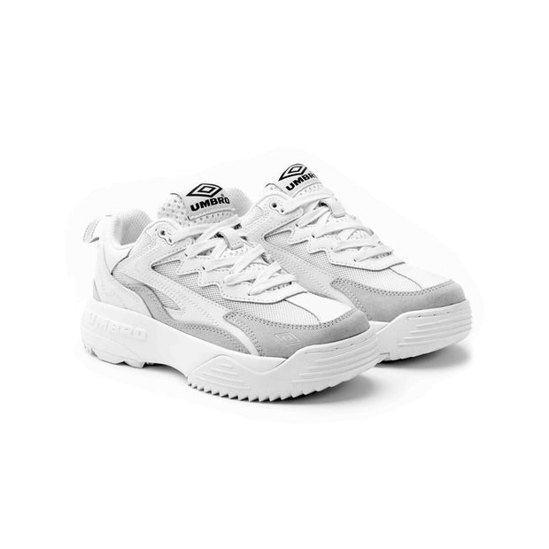 Umbro Exert Max Sneaker - White/White - Umbro South Africa