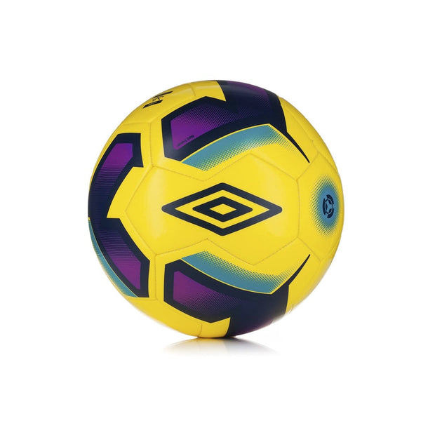Umbro Neo Trainer Ball - (Yellow/Dark Navy/Purple) - Umbro South Africa
