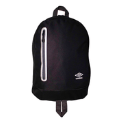 Paton Backpack (Black/Silver/Charcoal) - Umbro South Africa