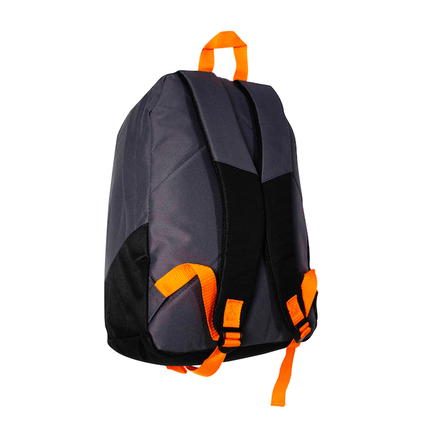 Paton Backpack (Castle Rock/Silver/Bright Marigold) - Umbro South Africa