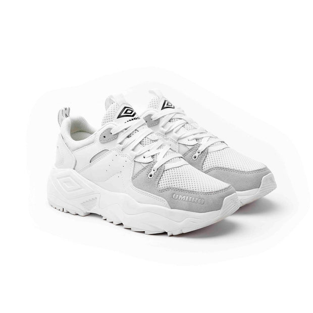 Umbro Run M Sneaker - White/White - Umbro South Africa