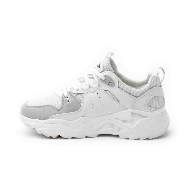 Runner Sneaker - White/White - Umbro South Africa