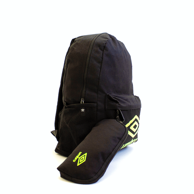 Supporter Backpack (Green Logo) - Umbro South Africa