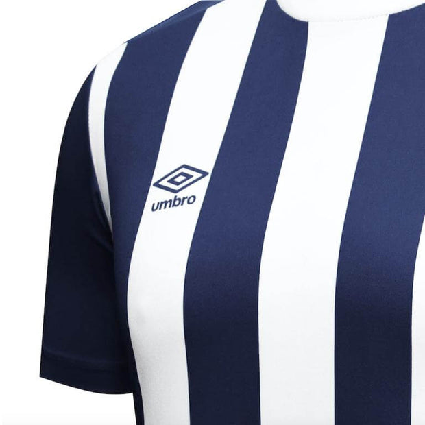 Capital SS Football Jersey - Navy/White - Umbro South Africa