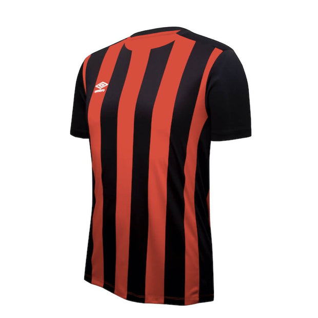 Capital SS Football Jersey - Red/Black - Umbro South Africa