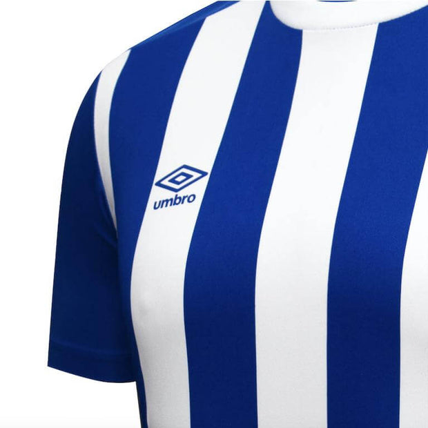 Capital SS Football Jersey - Royal/White - Umbro South Africa