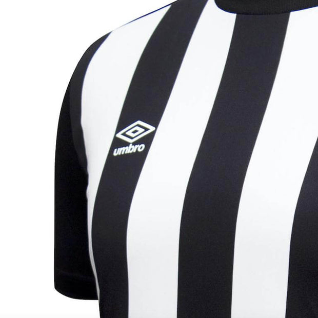 Capital SS Football Jersey - White/Black - Umbro South Africa
