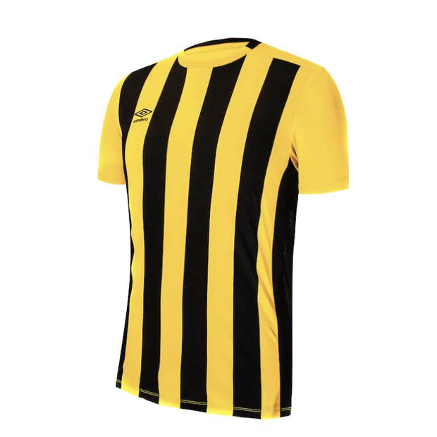 Capital SS Football Jersey - Yellow/Black - Umbro South Africa
