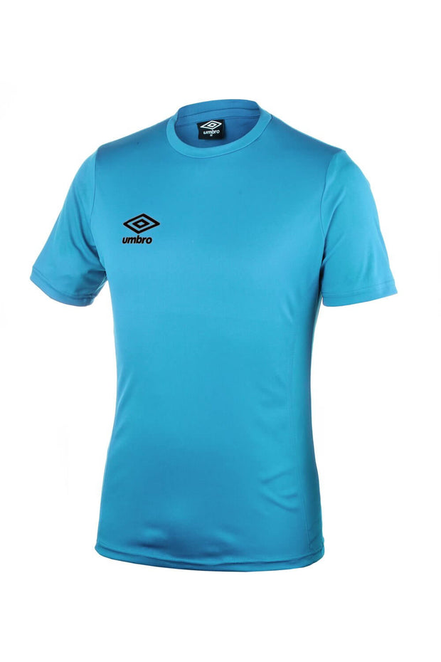 Vincita Football Jersey (Sky/Black) - Umbro South Africa