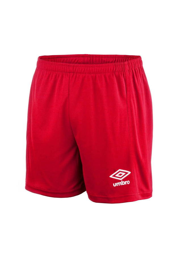 Vincita Football Shorts (Red/White) - Umbro South Africa