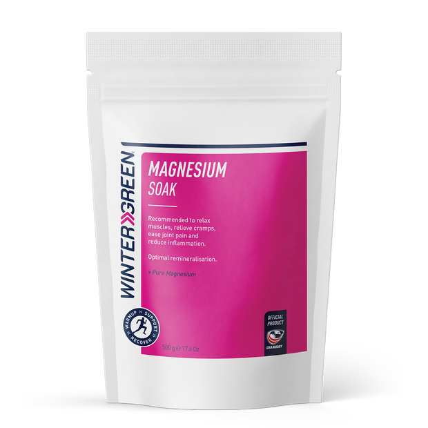 Wintergreen Magnesium Soak - 500g - Umbro South Africa