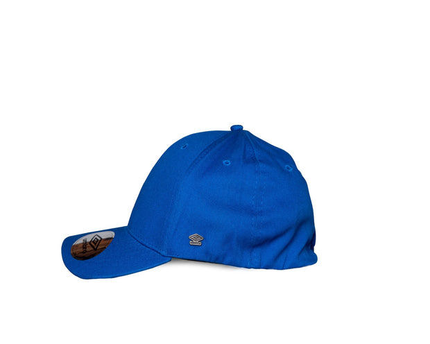 Umbro Curved Peak Cap - (Royal Blue/White) - Umbro South Africa